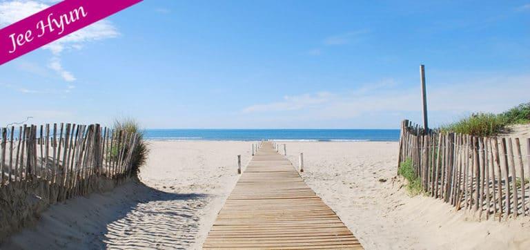 ILA_몽펠리에 바다
